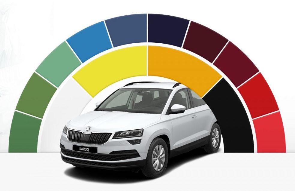 Myslíte si, že je farba vášho auta náhodná?