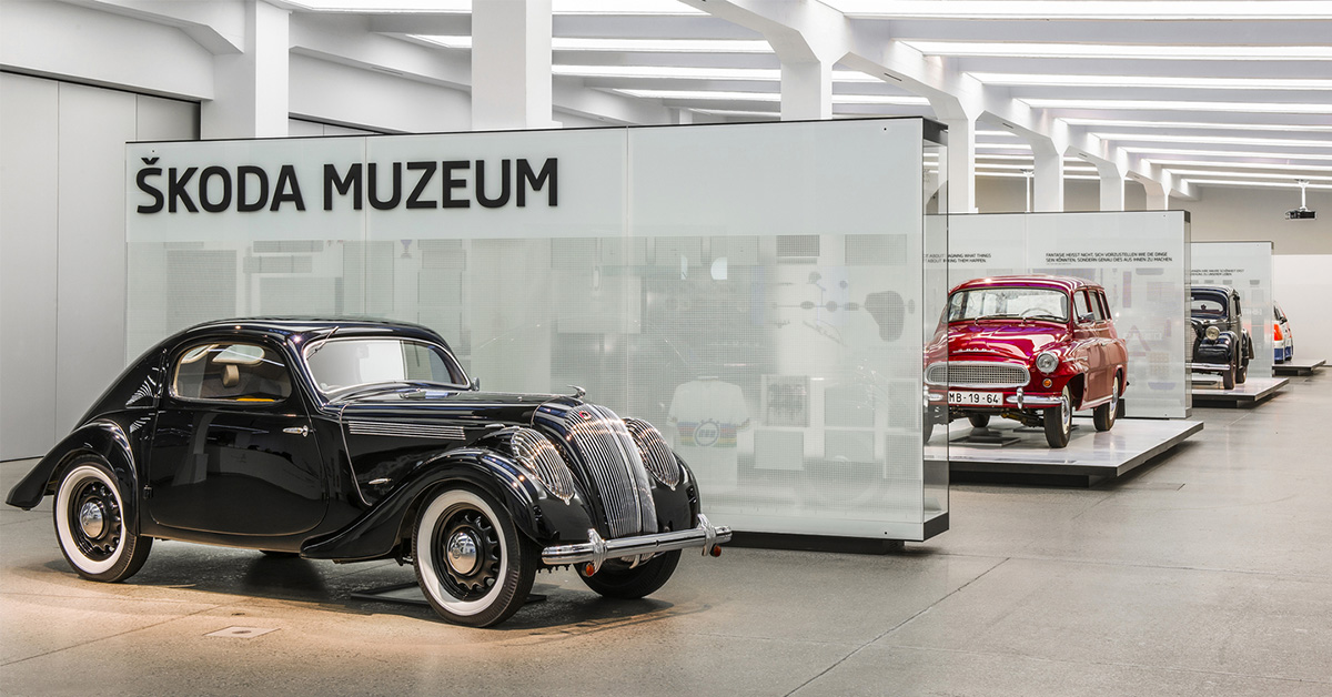 7 zaujímavosti o českej automobilke Škoda Auto
