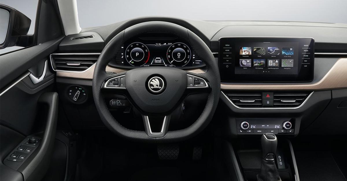 Štartovanie modelov Škoda v priebehu storočia