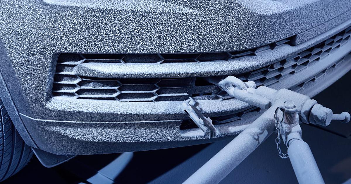 klimaticka komora skoda auto